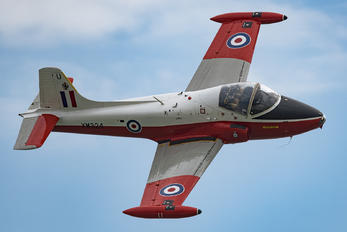 XW324 - Private BAC Jet Provost T.5A