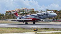 HI914 - PAWA Dominicana McDonnell Douglas MD-82 aircraft