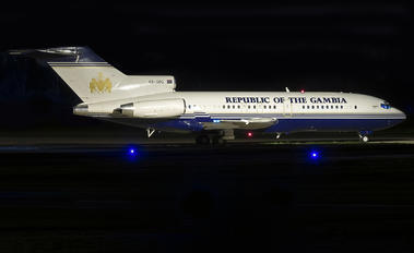 C5GOG - Gambia - Government Boeing 727-100 Super 27