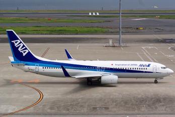 JA79AN - ANA - All Nippon Airways Boeing 737-800