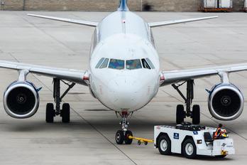 N661AW - US Airways Airbus A320
