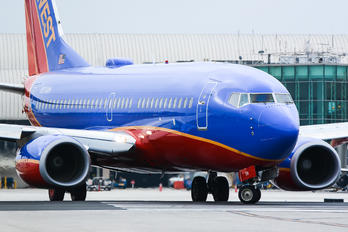 N934WN - Southwest Airlines Boeing 737-700