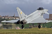 ZK327 - Royal Air Force Eurofighter Typhoon FGR.4 aircraft