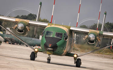 0218 - Poland - Air Force PZL M-28 Bryza
