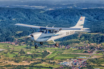 9A-DAD - Fakultet Prometnih Znanosti Cessna 172 Skyhawk (all models except RG)