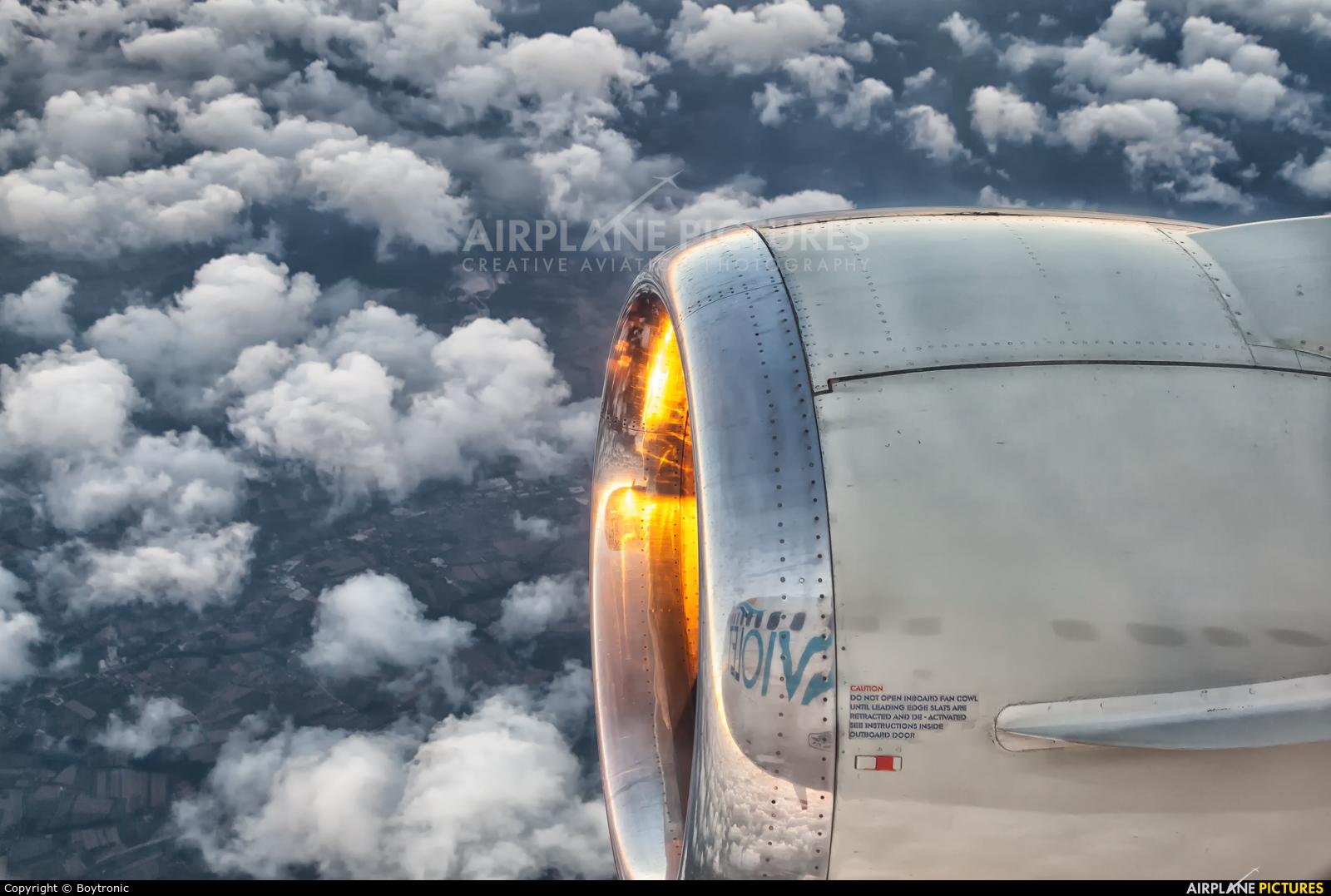 Aviolet YU-AND aircraft at In Flight - Serbia