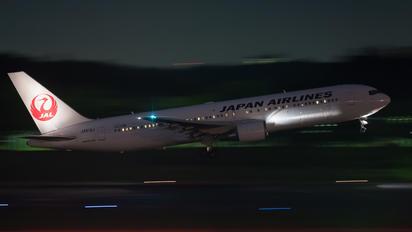JA612J - JAL - Japan Airlines Boeing 767-300ER