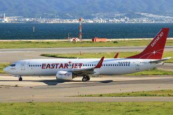 HL8264 - Eastar Jet Boeing 737-800