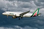 EI-DSY - Alitalia Airbus A320 aircraft