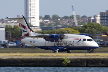 D-CIRP - British Airways - Sun Air Dornier Do.328