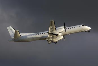 G-LGNP - FlyBe - Loganair SAAB 2000