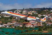 EC-LJT - Air Nostrum - Iberia Regional Canadair CL-600 CRJ-1000 aircraft
