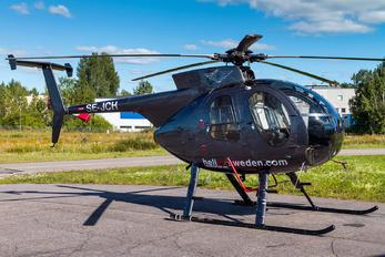 SE-JCH - HeliAir Sweden Hughes 369D