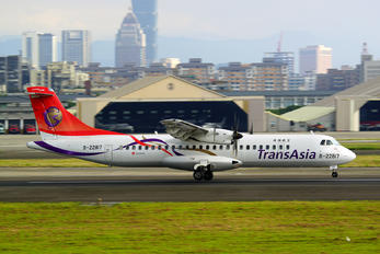 B-22817 - TransAsia Airways ATR 72 (all models)