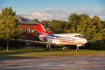 RA-88213 - Tulpar Air Yakovlev Yak-40