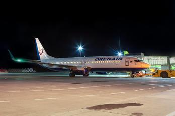 VQ-BPX - Orenair Boeing 737-800