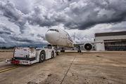 N855FD - FedEx Federal Express Boeing 777F aircraft