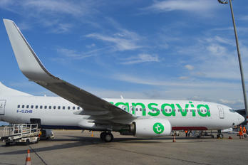 F-GZHR - Transavia France Boeing 737-800
