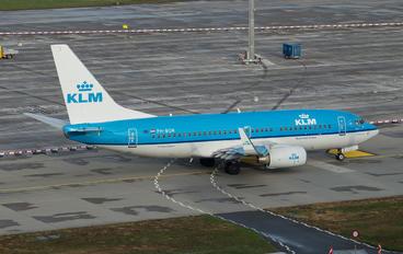 PH-BGN - KLM Boeing 737-700