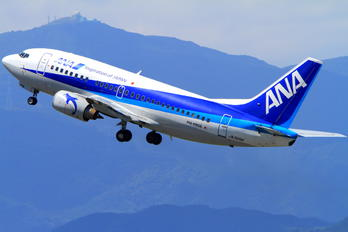 JA306K - ANA Wings Boeing 737-500