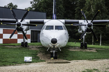 PH-OSI - Fokker  Fokker 50