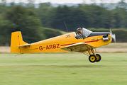 G-ARBZ - Private Druine D.31 Turbulent aircraft