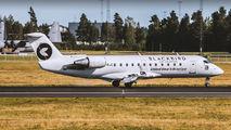 OY-RJC - BackBone Aviation Canadair CL-600 CRJ-200 aircraft