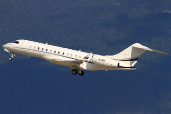 M-SIRI - Private Bombardier BD-700 Global Express XRS