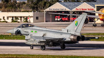 ZJ911 - Royal Air Force Eurofighter Typhoon FGR.4 aircraft
