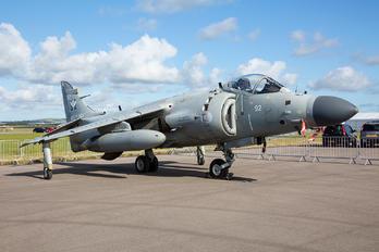 ZE692 - Royal Navy British Aerospace Sea Harrier FA.2