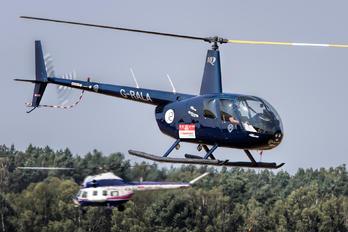 G-RALA - Private Robinson R44 Astro / Raven