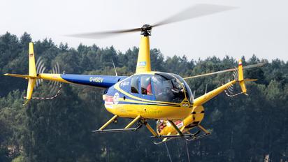 D-HSEV - Private Robinson R44 Astro / Raven
