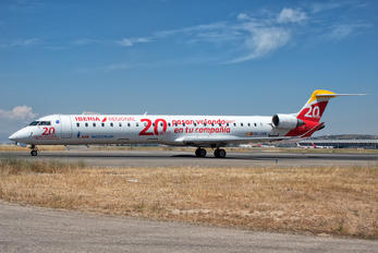 EC-JNB - Air Nostrum - Iberia Regional Canadair CL-600 CRJ-900