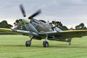 G-CGYJ - Private Supermarine Spitfire IX aircraft