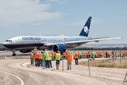 N745AM - Aeromexico Boeing 777-200ER aircraft