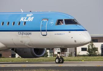 PH-EZP - KLM Cityhopper Embraer ERJ-190 (190-100)