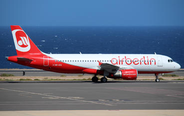 HB-IOS - Air Berlin - Belair Airbus A320