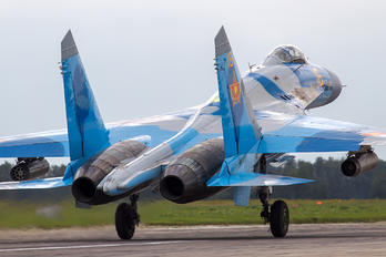 16 - Kazakhstan - Air Force Sukhoi Su-27