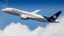 N966AM - Aeromexico Boeing 787-8 Dreamliner aircraft