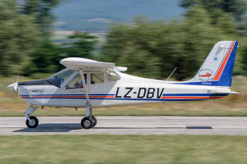 LZ-DBV - Private Tecnam P92 Echo, JS & Super