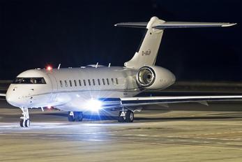 D-AGJP - ACM Air Charter Bombardier BD-700 Global 6000