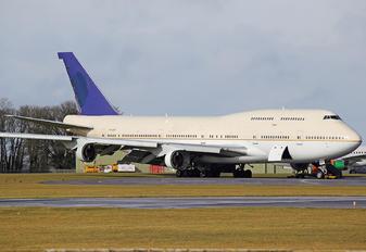 TF-AMT - Saudi Arabian Airlines Boeing 747-400