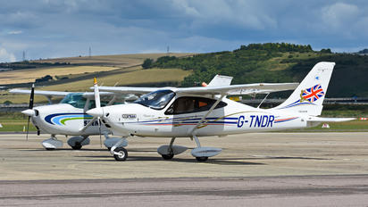 G-TNDR - Private Tecnam P2008