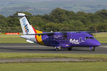 G-CCGS - FlyBe - Loganair Dornier Do.328