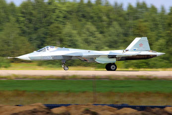 052 - Russia - Air Force Sukhoi T-50