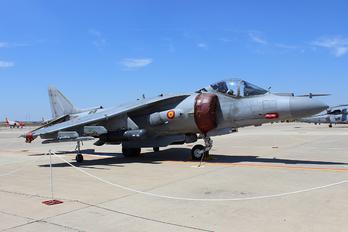 VA.1B-35 - Spain - Navy McDonnell Douglas EAV-8B Harrier II