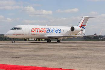 EC-ITU - Amaszonas Canadair CL-600 CRJ-200