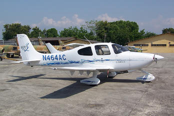 N464AC - Private Cirrus SR20