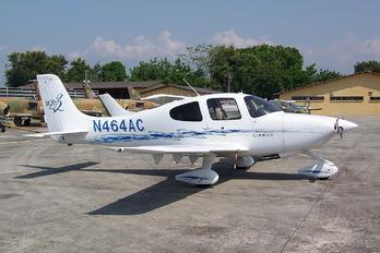 N464AC - Private Cirrus SR20
