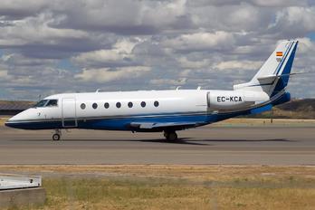 EC-KCA - Gestair Gulfstream Aerospace G200